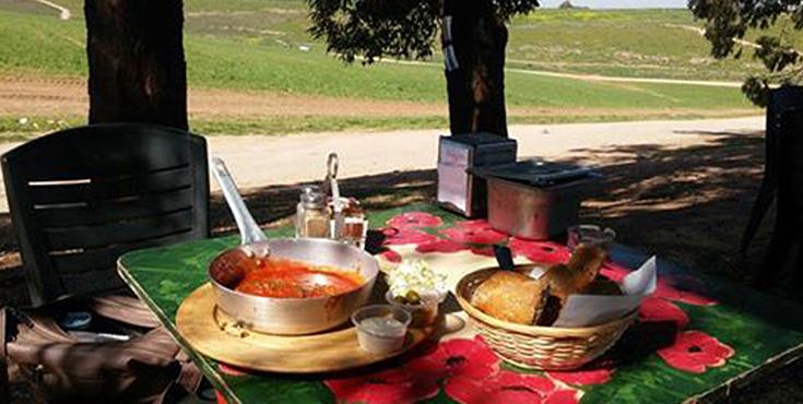 השמורה 215- בית אוכל וקפה בשמורת פורה