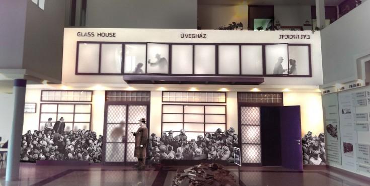 בית הזכוכית- בבית העדות 'יד לעד'